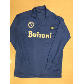 Camiseta Napoli Maradona Original - Camiseta del Napoli para Adultos ... 4fe0bd482d212