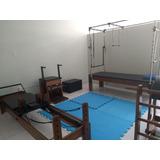Studio Pilates Novo C/molas E Acessórios - Scorpions Fitness