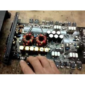 Reparacion De Amplificador, Planta