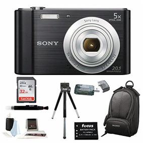 Sony Cyber-shot Dsc-w800 Dscw800 / B Dscw800b Cámara Fotogr