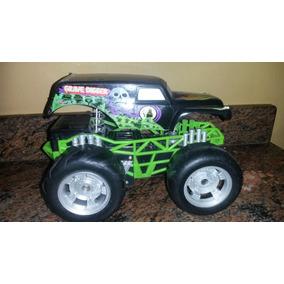 Carro Hot Wheels Monster Jam A Control Remoto