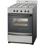 Cocina Escorial Master Full Acero Inoxidable Multigas