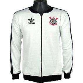 Agasalho Retro Corinthians - Camisetas e Blusas no Mercado Livre Brasil b5a4faa9c7aa3