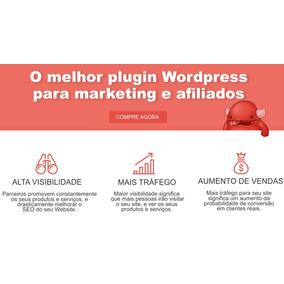 Plugin De Afiliados & Marketing Para Sites Wordpress