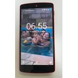 Celular Lg Nexus 5 Com 16g - Vermelho