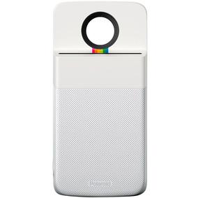 Moto Mods Motorola Insta-share Polaroid - Blanco Motorola