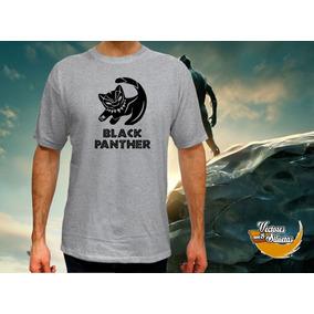 Playera Black Panther Lion King - Envio Gratis