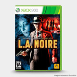 L.a. Noire - Original Para Xbox 360 Novo