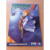 Macross 7 Trash N° 5 Ivrea Argentina Abril 2001