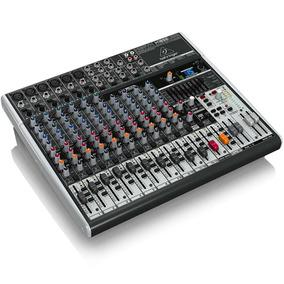 Behringer Xenyx X1832usb | Mixer 18 Canais Com Efeitos