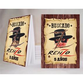 Cumpleanos Tematico Del Zorro Souvenirs Para Cumpleanos Infantiles