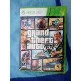 Gta V Para Xbox 360(original)