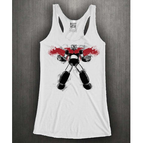 Mazinger Z Tank Top Rott Wear