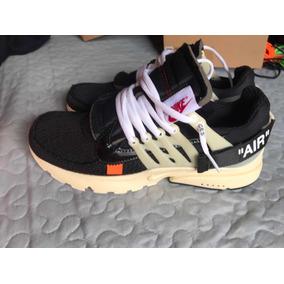 Zapatillas Off White Presto Nike