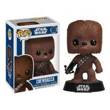 Funko Pop Chewbacca 06 Star Wars Muñeco Original