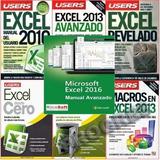 Curs Complet Excel Kit Manual Microsoft 2016 + 12 Bonos