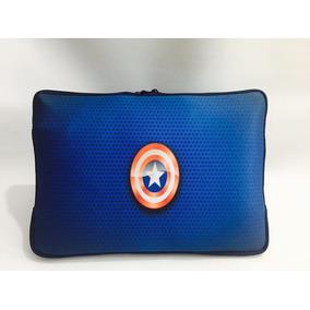 70264a9f010c8 Capa Capitao America Para Notebook 14 Polegadas - Acessórios para ...