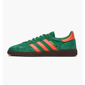 Tenis adidas Originals Spezial Handball Green/rawa Nasotafi2