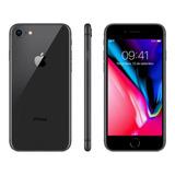iPhone 8 Prata Dourado 64gb, Anatel, Tela 4,7, Original Novo