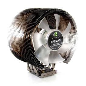 Zalman Cnps9700nt Cpu Cooler Intel / Amd / Led Verde (k)