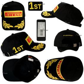 Gorra Pirelli De Podium F1 Pzero Producto Realmente Genuino