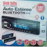 Auto Estéreo Digital Bluetooth Link Bits Modelo:vab0010