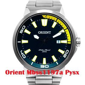 Relógio Orient Mbss1197a Pysx. Com Nota Fiscal. Original.