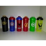 Coqueteleira, Batman, Flash, Lanterna Verde, Capitão América