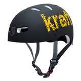 Capacete Aberto Kraft Skate Patins Esportes Radicais no Mercado ... accb803026a