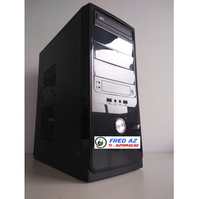 Pc Athlon Ii X2 270 3.40ghz 2gb Ddr3 Hd 160gb C/ Fonte Cpu