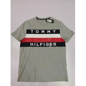 Playera De Caballero Tommy Hilfiger 100% Original Mod 44
