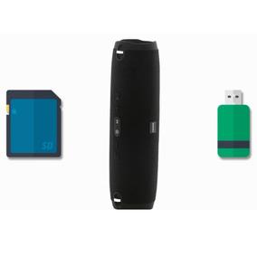 Caixa De Som Frahm 50wats Sub Bluetooth Bateria Interna - S