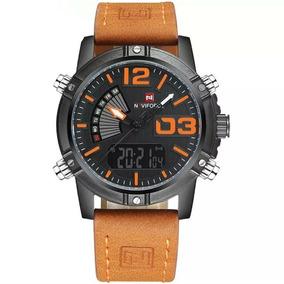 Relógio Masculino Naviforce Modelo 9095 Original