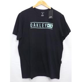 96115fffd2b3b Camiseta Da Oakley Masculino Branca Do Simbolo Preto - Calçados ...