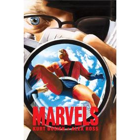 Marvels - Alex Ross. (capa Dura)