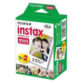 Película Instantánea Fujifilm Instax Mini (20 Hojas)