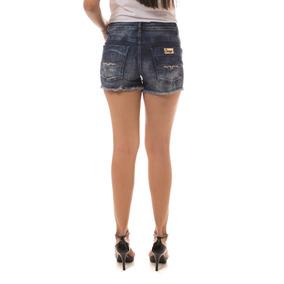 Shorts Jeans Osmoze Ease Azul