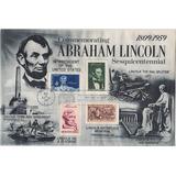 Sobre Abraham Lincoln , Estados Unidos , 1959
