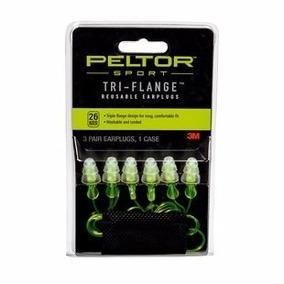 Peltor / 3m - Protetor Auricular Reutilizável - 3 Pares