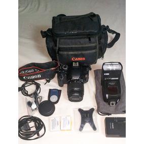 Canon T3i + Varios Acessorios