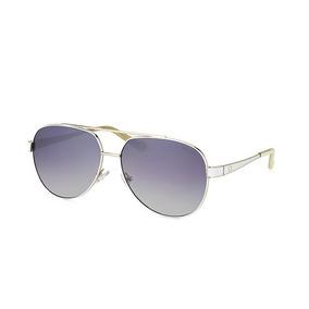 Oculos Sol Guess Aviador Espelhado De - Óculos no Mercado Livre Brasil 24675dbf3f