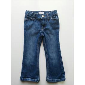 Pantalón Jeans Mezclilla Para Bebé 3t Años, Old Navy 0147