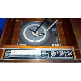 Rádio Vitrola Philips