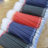 Set De 30 Repuestos Colores Gel Negro Azul Para Pluma Kawaii