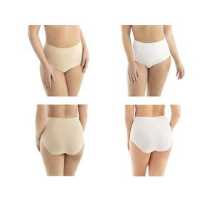 1120 ¡oferta! Pack 2 Panty Alta De Control Ilusión Original