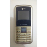 Celular Lg Kp106b - Com Defeito