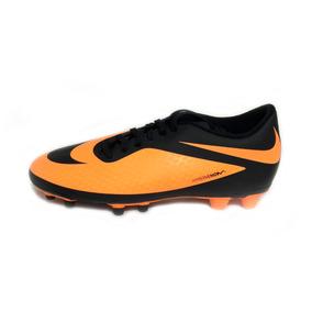 Nike Soccer 599809008 Negro Naranja Para Caballero