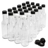Botellas De Salsa Picante Nicebottles 5 Oz 24 Paquete