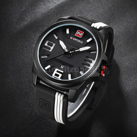 8a27dcd9350 Relogio Masculino Naviforce Original 9098 - Relógios no Mercado ...