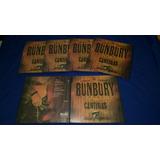 Bunbury Licenciado Cantinas Set 2lps+1cd Nuevo Envío Gratis